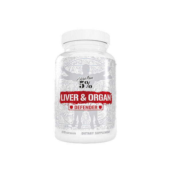 5% Nutrition Liver and Organ Defender