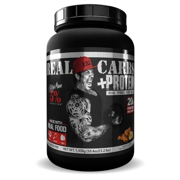 5% Nutrition Real Carbs Plus Protein Banana Nut Bread