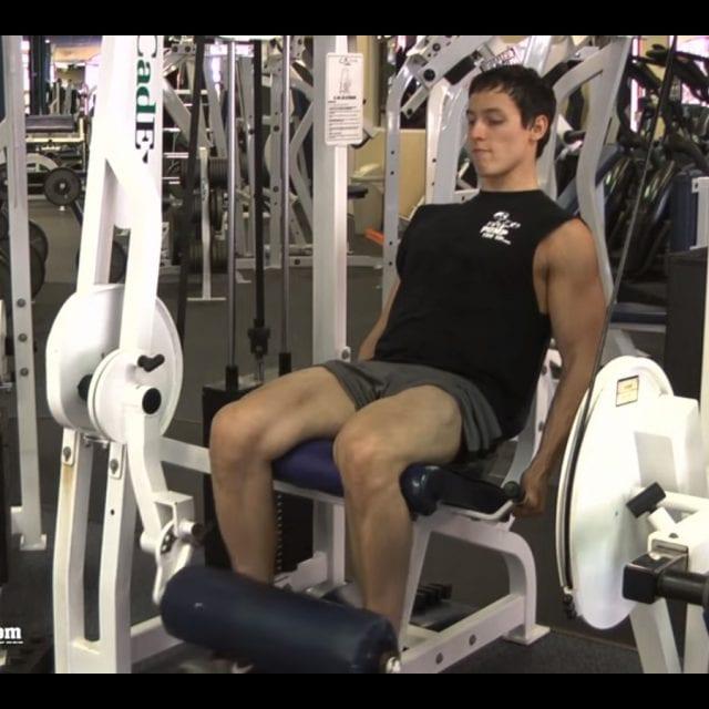 Leg Extensions Start