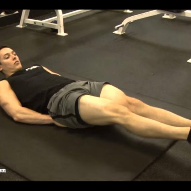 Leg Pull-In Start