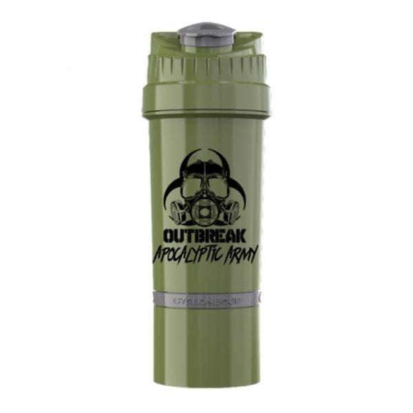 OUTBREAK SURVIVAL SHAKER Cyclone Cup