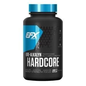 All American EFX Kre-Alkalyn Hardcore
