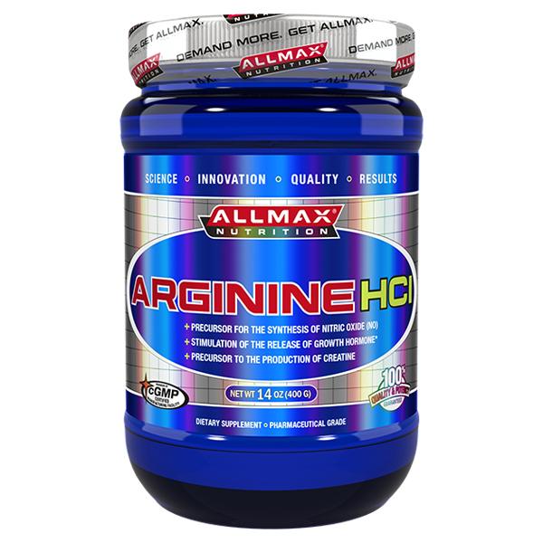 Allmax Nutrition Arginine HCl