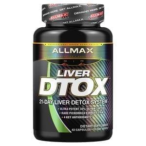 Allmax Nutrition Liver DTOX