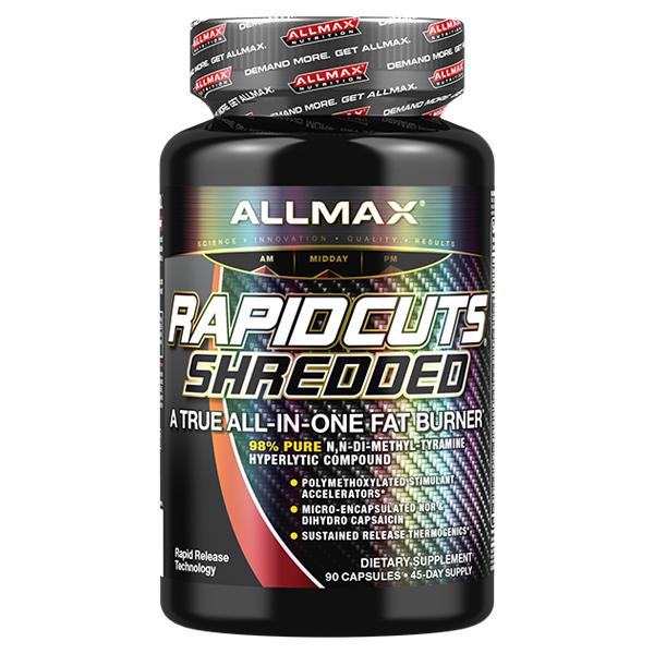 Allmax Nutrition Rapidcuts Hardcore