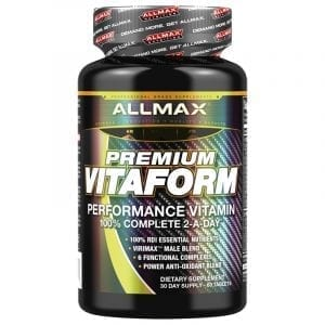 Allmax Nutrition Vitaform Mens Multi-Vitamin