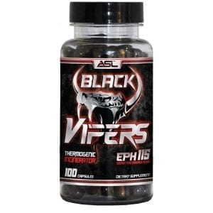 ASL Black Vipers