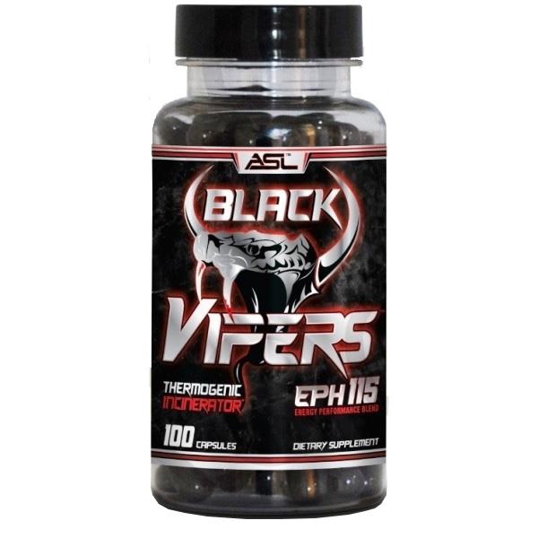ASL Black Vipers