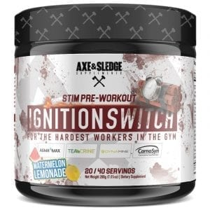Axe & Sledge Ignition Switch Watermelon Lemonade