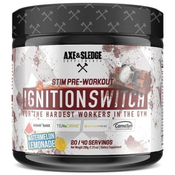 Axe & Sledge Ignition Switch Watermelon Lemonade