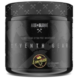 Axe & Sledge Seventh Gear