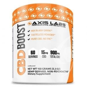axis labs cbd boost