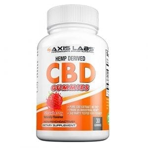 axis labs cbd gummies