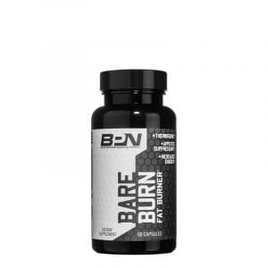 bare performance nutrition bare burn
