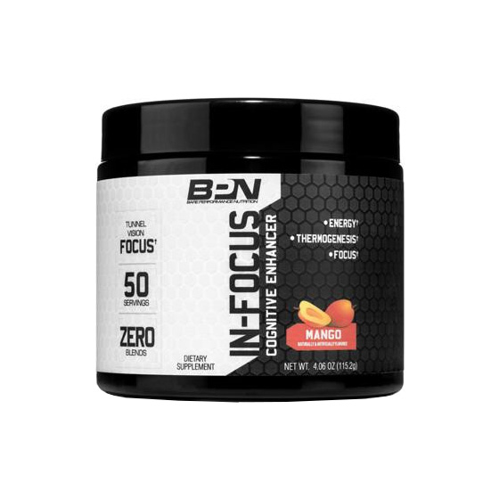 bare performance nutrition in focus