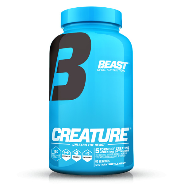 beast sports nutrition creature