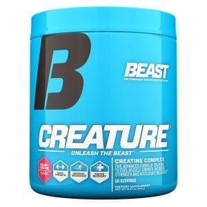 beast sports nutrition creature powder 300 grams