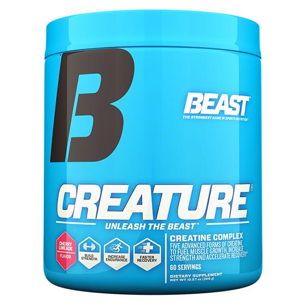 beast sports nutrition creature powder 300 grams