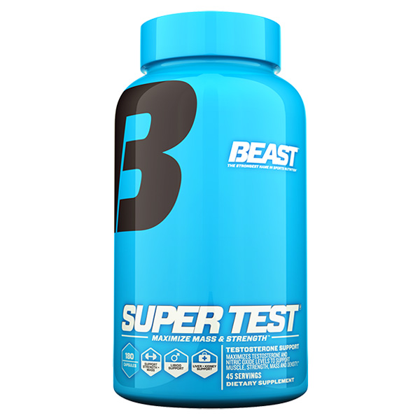 beast sports nutrition super test