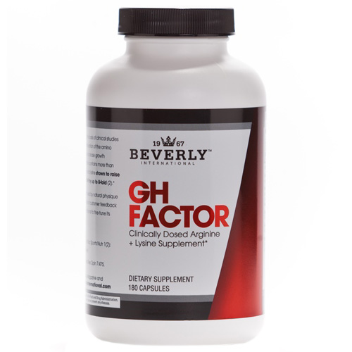 beverly international gh factor