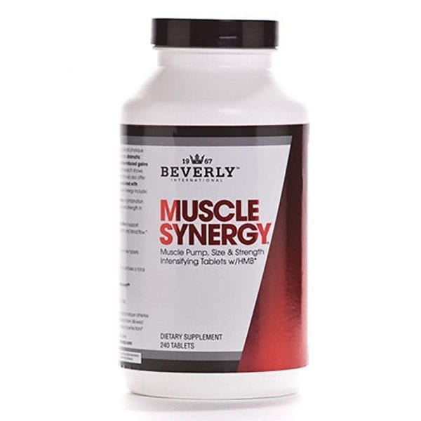 beverly international muscle synergy 240 tablets