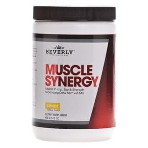 beverly international muscle synergy powder