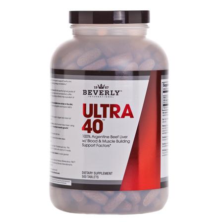 beverly international ultra 40