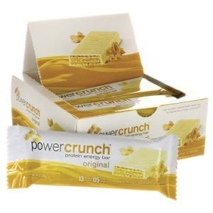 bionutritional power crunch bars