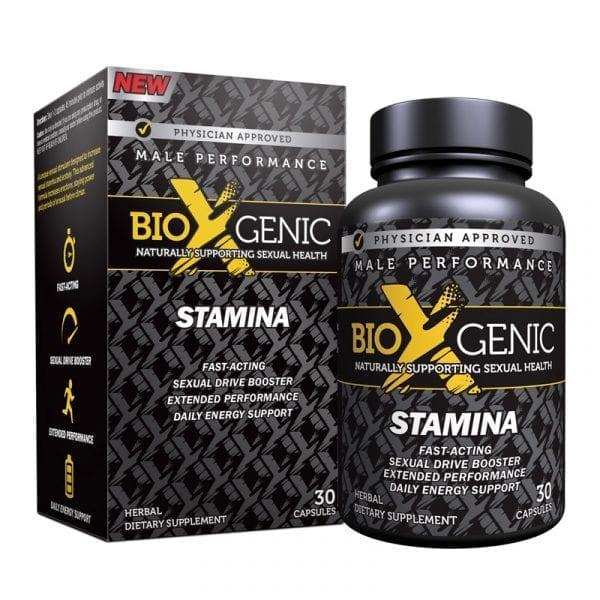 bioxgenic stamina