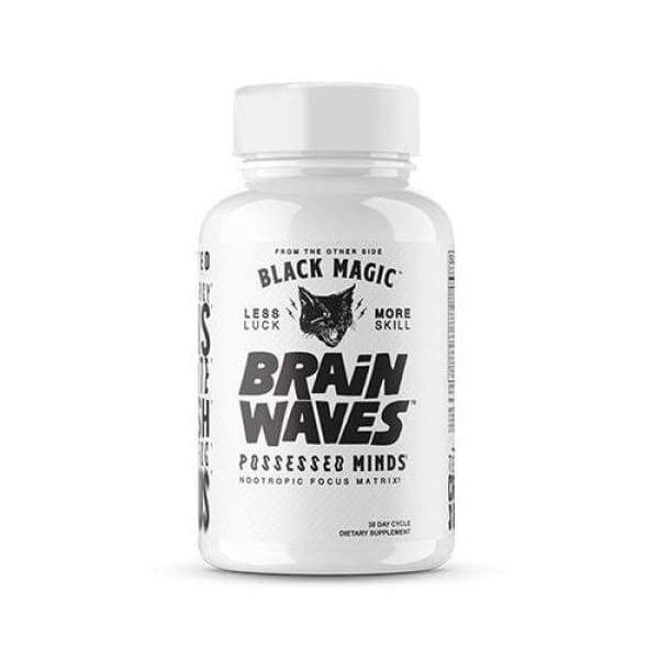 black magic brain waves