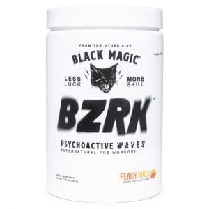 Black Magic Bzrk Peach Rings