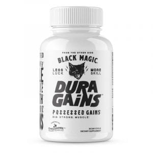 black magic dura gains