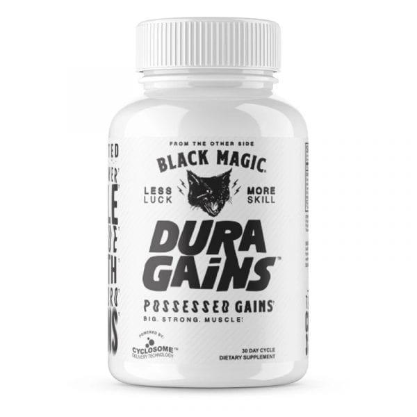 black magic dura gains