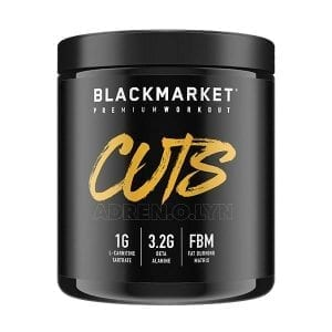 blackmarket labs adrenolyn cuts pre workout