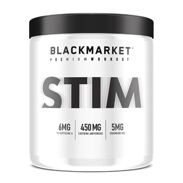 blackmarket labs stim pre workout