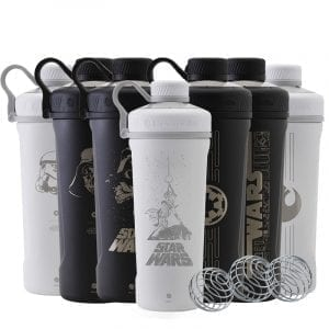 blender bottle star wars stainless steel