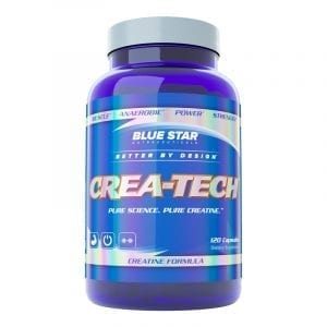blue star nutraceuticals crea tech
