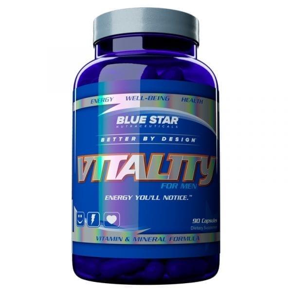 blue star nutraceuticals vitality men