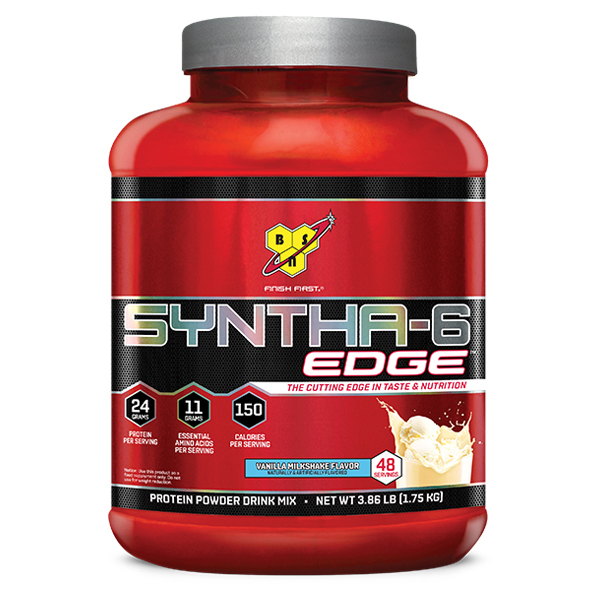 bsn syntha 6 edge 4 pounds
