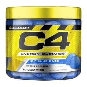 cellucor c4 energy gummies
