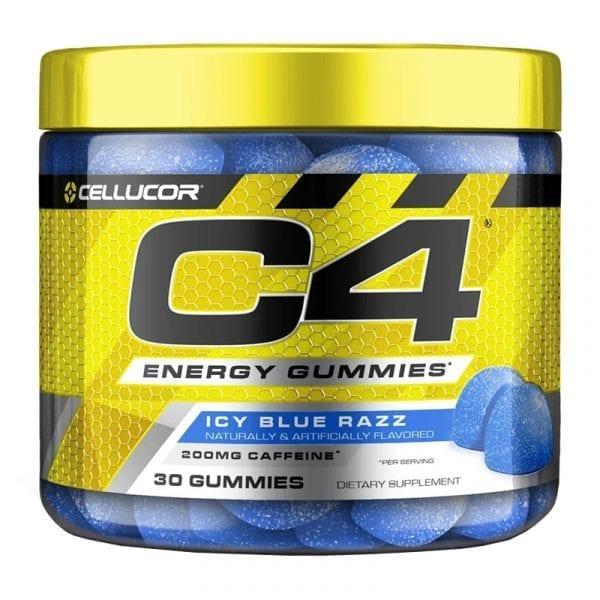 cellucor c4 energy gummies
