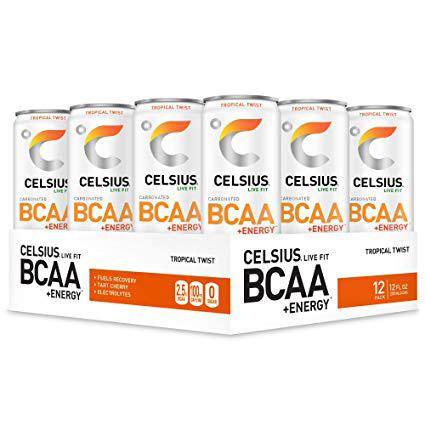 celsius bcaa energy 12 pack