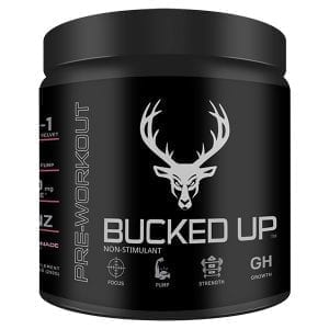 das labs bucked up pre workout stim free