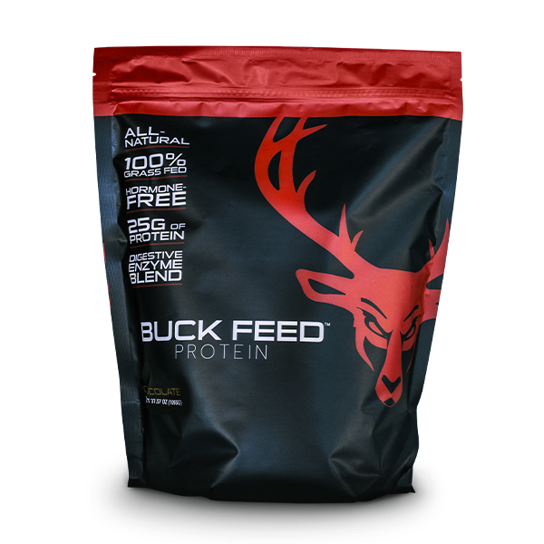 das labs deer antler spray buck feed protein