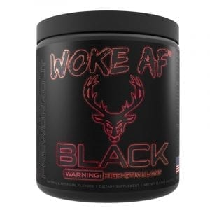 das labs deer antler spray woke af black