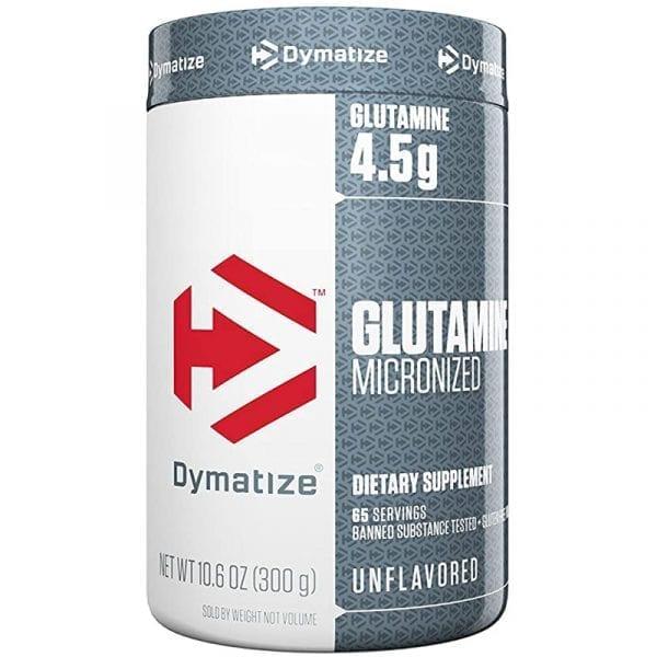 dymatize micronized glutamine 300