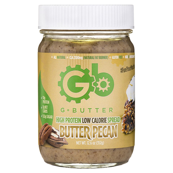 g butter high protein low calorie spread