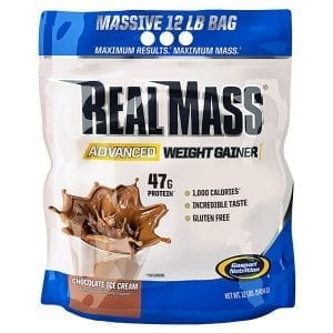 gaspari real mass