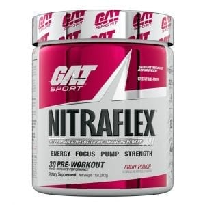 GAT Nitraflex Fruit Punch