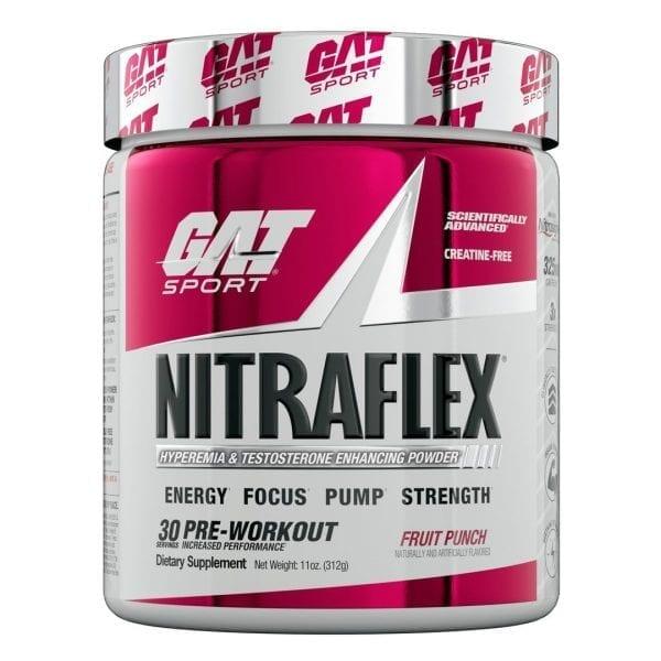 GAT Nitraflex Fruit Punch